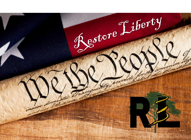 Restore Liberty cover photo